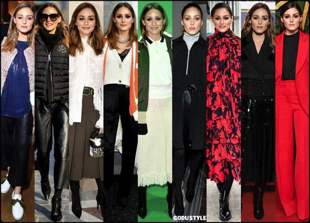 olivia palermo, fashion, look, fall 2019, pfw, style, details, street style, outfit, front row