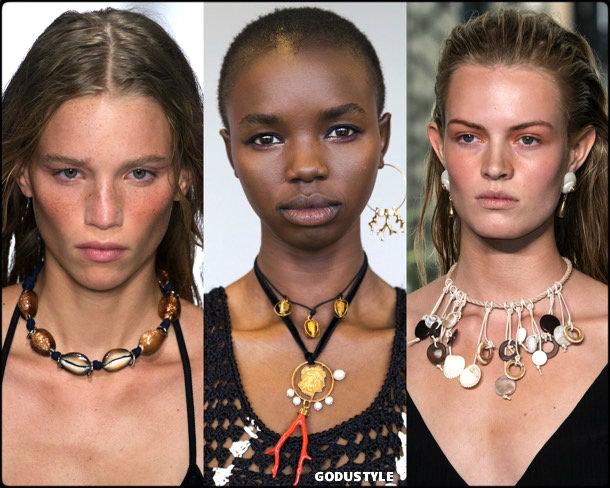 seashell, marina, jewelry, spring 2019, trends, joyas, tendencias, verano 2019, look, style, details, fashion, moda, design
