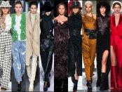 fall 2019, fashion, trends, tendencias, moda, otoño 2019, invierno 2020, look, style, details, fashion weeks, runway, pasarela, design