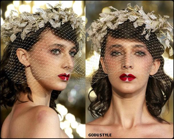 la metamorphose, fashion, beauty, look, couture, fall 2019, style, details, makeup, hair, trends, belleza, moda, otoño 2019, tendencias