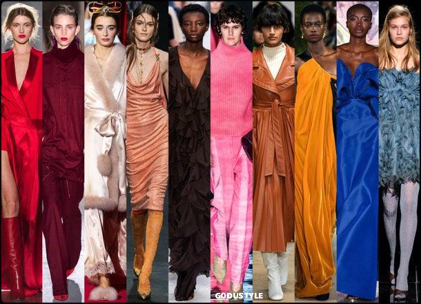 fashion, color, fall 2019, winter 2020, trend, look, style, details, colores, moda, otoño 2019, invierno 2020, tendencias, pantone