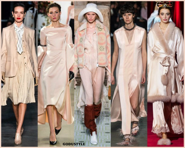 creme de peche, fashion, color, fall 2019, winter 2020, trend, look, style, details, colores, moda, otoño 2019, invierno 2020, tendencias, pantone