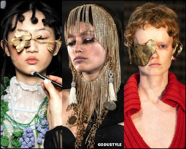 face, jewelry, trends, fall 2019, winter 2020, fashion, look, style, details, joyas, tendencias, otoño 2019, invierno 2020, moda, design