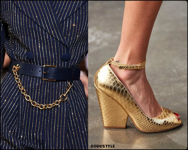 michael kors, shoes, belts, spring 2020, nyfw, look, style, details, shoes, beauty, jewelry, verano 2020, review, moda, accessories, zapatos, cinturones