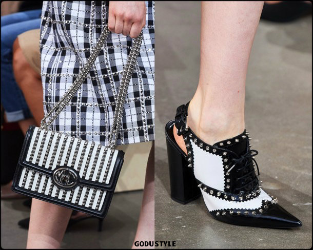 michael kors, shoes, bags, spring 2020, nyfw, look, style, details, shoes, beauty, jewelry, verano 2020, review, moda, accessories, zapatos, bolsos