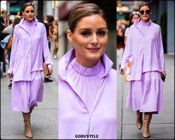 olivia palermo, nyfw, spring 2020, fashion shows, look, front row, streetstyle, style, details, shopping, tibi, outfit