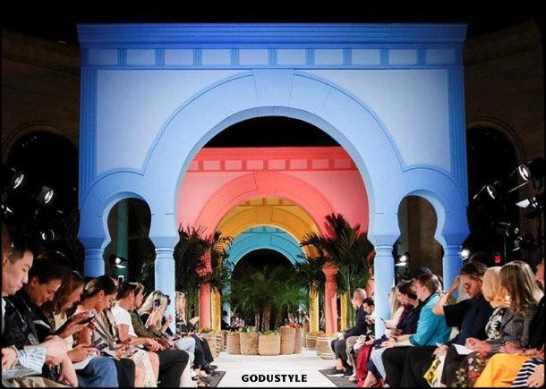 oscar de la renta, spring 2020, fall 2019, nyfw, look, style, details, shoes, beauty, jewelry, otoño 2019, verano 2020, review, moda, accessories