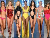 swimwear, spring, 2020, trend, look, style, details, miami swim week, moda, baño, bikini, bañador, tendencias, verano 2020, cut out, ruffles, animal print, one schoulder, ring details, swim trends