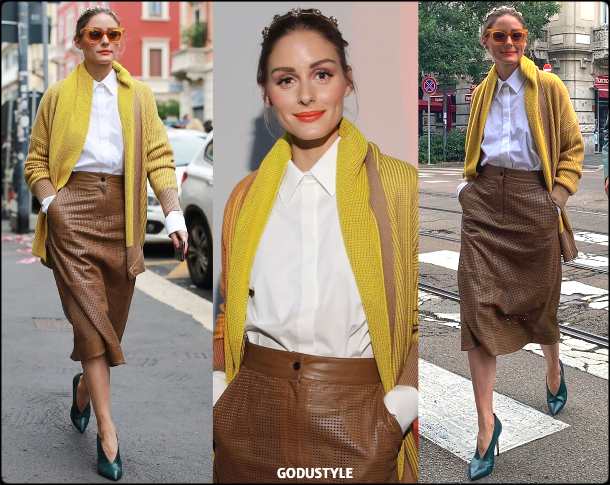 olivia-palermo-boss-fashion-show-spring-2020-mfw-look-style-details-godustyle