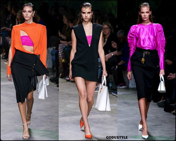 versace, spring 2020, mfw, look, style, details, shoes, beauty, jewelry, verano 2020, review, moda, accessories, review, repaso, outfit