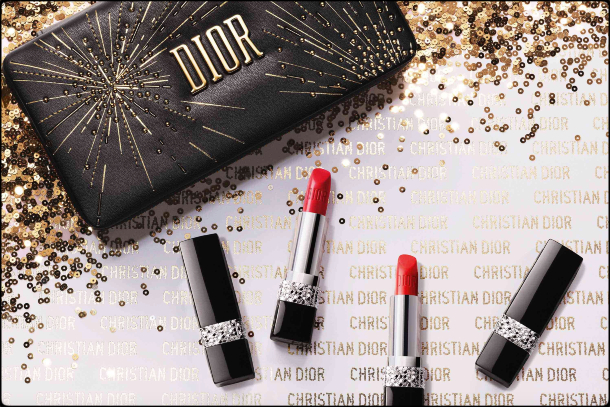 dior, makeup, lipstick, clutch, holiday 2019, collection, happy 2020, maquillaje, shopping, look, style, details, party, beauty look, moda, belleza