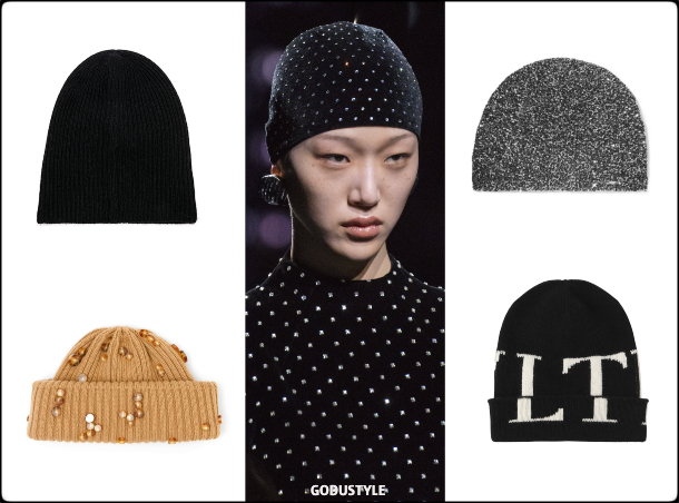 beanie hats, hats, fall 2019, accessories, trends, shopping, look, style, details, accesorios, moda, invierno 2020, tendencias, gorros