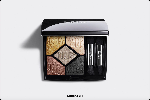 dior, makeup, holiday 2019, eyeshadow palette, happy 2020, maquillaje, shopping, look, style, details, party, beauty look, moda, belleza