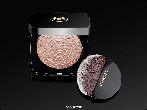 les ornements chanel, chanel, holiday 2019, makeup, beauty, look, style, beauty look, shopping, chanel makeup, navidades 2019, maquillaje