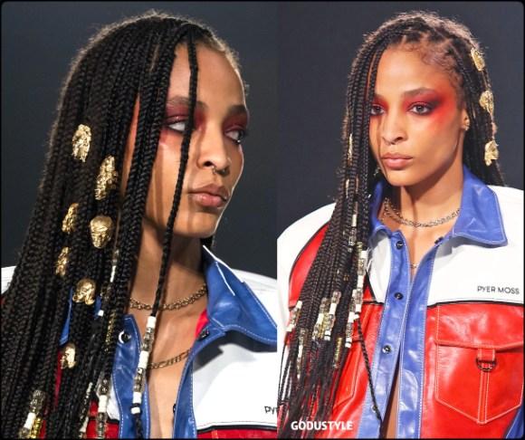 fashion, party, braid, spring 2020, hairstyle, trend, look, hair, style, details, peinados, fiesta, moda, trenza, verano 2020, tendencias