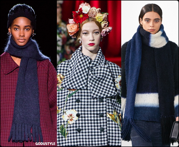 puffy scarves, scarves, fall 2019, accessories, trends, shopping, look, style, details, accesorios, moda, invierno 2020, tendencias, bufandas