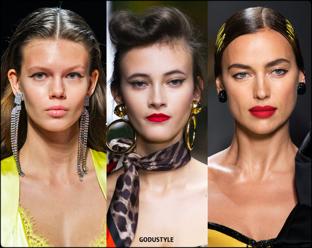 retro liner, fashion, makeup, spring, summer, 2020, trend, look, style, details, maquillaje, verano, 2020, tendencias, moda, belleza, beauty