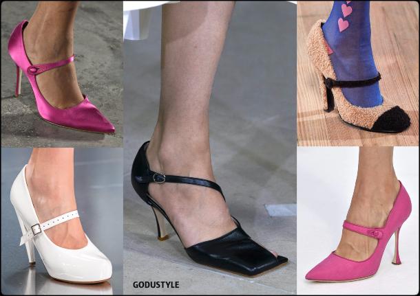 shoes, mary janes, pumps, spring, summer, 2020, fashion, trends, look, style, details, moda, zapatos, tendencias, primavera, verano, zapatos