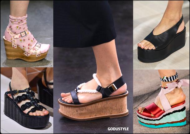 shoes, platforms, spring, summer, 2020, fashion, trends, look, style, details, moda, zapatos, tendencias, primavera, verano, plataformas
