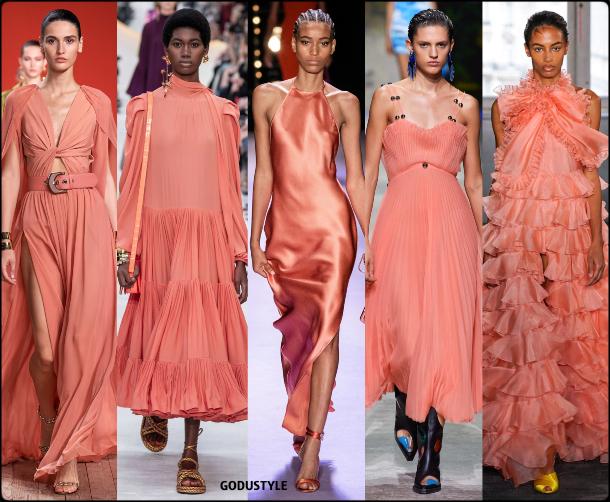 coral pink, coral, rosa, fashion, color, spring, summer, 2020, color, trend, look, style, details, moda, verano, primavera, tendencia, pantone