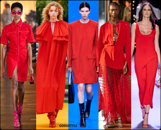 flame scarlet, rojo, fashion, color, spring, summer, 2020, color, trend, look, style, details, moda, verano, primavera, tendencia, pantone