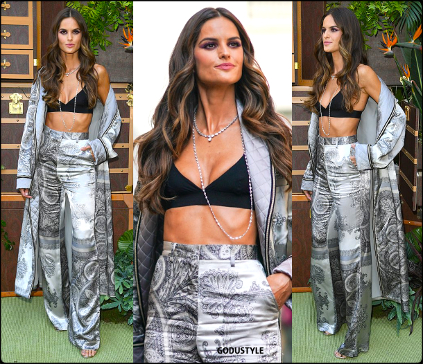izabel goulart, fashion, bra top, bralette, spring, summer, 2020, trend, street style, look, shopping, outfit, style, details, moda, sujetador, tendencia, verano