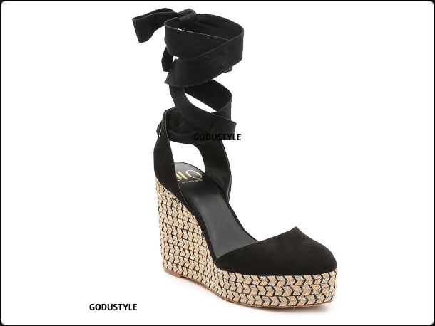 fashion, espadrille, wedge, sandal, jlo, jennifer lopez, dsw, jlo x dsw, shoes, spring, summer, 2020, collection, shopping, trend, look, style, details, moda, zapato, tendencia