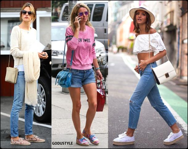 espadrilles, alpargatas, spring, summer, 2020, fashion, chanel, trend, look, style, details, shopping, street style, moda, zapatos, tendencia, verano