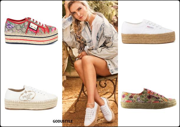 espadrilles, alpargatas, spring, summer, 2020, fashion, sneaker, shoes, trend, look, style, details, shopping, street style, moda, zapatos, tendencia, verano