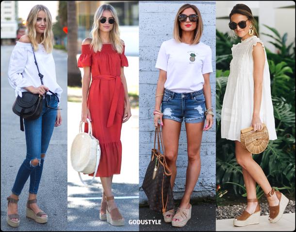 espadrilles, alpargatas, spring, summer, 2020, fashion, wedge, shoes, trend, look, style, details, shopping, street style, moda, zapatos, tendencia, verano