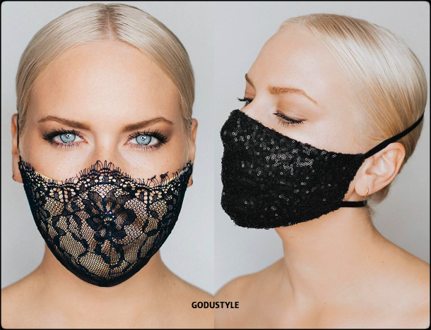 fashion, katie may, face mask, mascarilla, covid-19, coronavirus, máscara facial, accessories, trend, 2020, 2021, look, style, details, shopping, moda, accesorios, street style