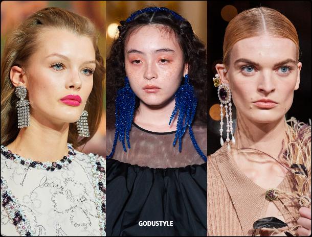 fringe, earring, jewelry, fall, winter, 2020, 2021, trend, look, style, details, runway, joyas, pendientes, moda, flecos, tendencia, invierno, otoño