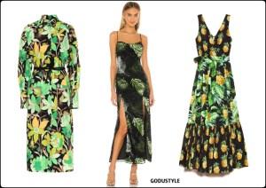 fashion, tropical, jungle, flower, print, spring, summer, 2020, trend, look, street, style, details, shopping, vestidos, moda, tendencia, verano