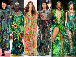 fashion, tropical, jungle, flower, print, spring, summer, 2020, trend, look, runway, street, style, details, shopping, vestidos, moda, tendencia, verano