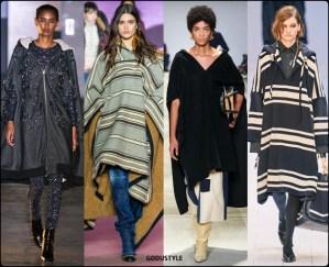 fashion, poncho, capes, fall, winter, 2020, 2021, trend, look, style, details, moda, tendencias, otoño, invierno, poncho, ropa abrigo