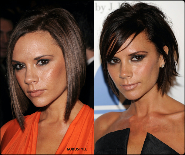 victoria beckham, wavy bob, straight bob, curly bob, fashion, bob, hairstyle, fall, 2020, winter, 2021, hair, trend, beauty, look, style, details, moda, tendencia, peinado, corte pelo