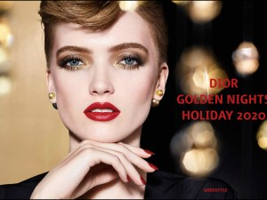 Dior Golden Nights Holiday 2020