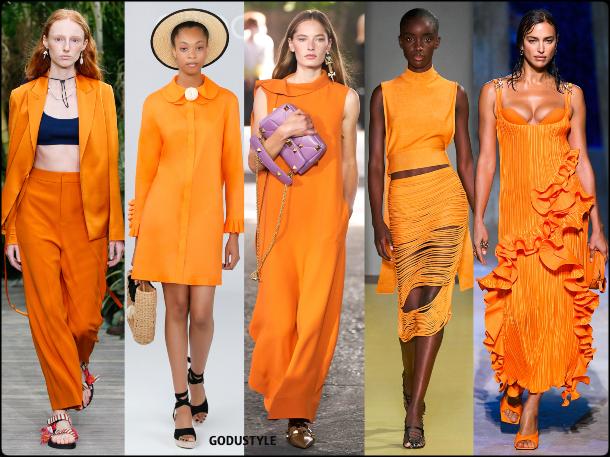 Colores de Moda Primavera-Verano 2021