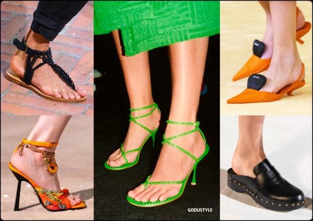 8 Zapatos de Tendencia Moda Verano 2021