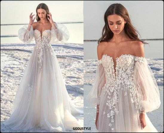 Novias de Tendencia Moda 2021   Fashion Bridal