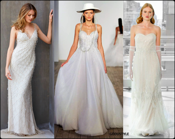 Novias de Tendencia Moda 2021 | Fashion Bridal