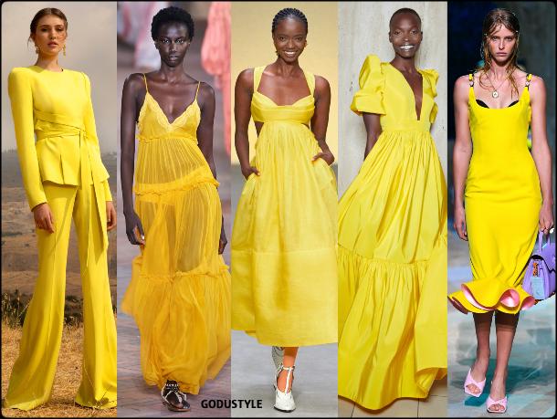 illuminating-fashion-color-2021-pantone-trend-runway-style-look-details-moda-tendencia-color-amarillo-godustyle