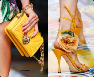 Gris + Amarillo = Color de Moda del 2021
