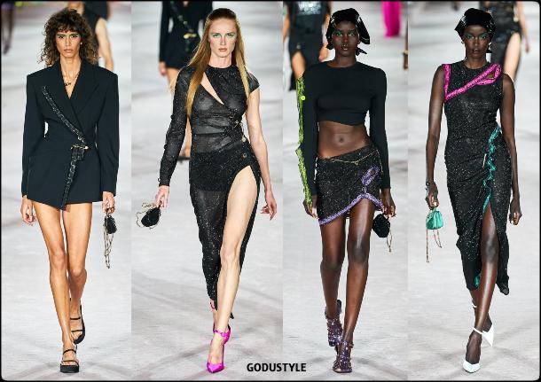 Versace Primavera-Verano 2022 | #MFW