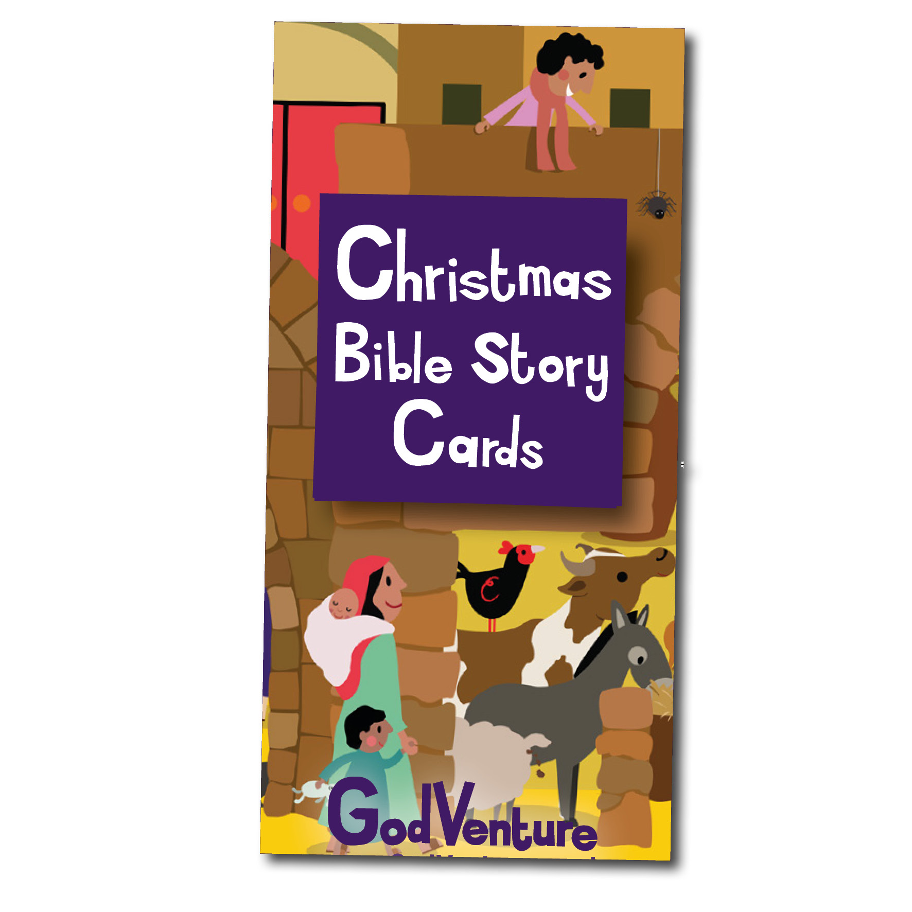 Christmas Story Cards