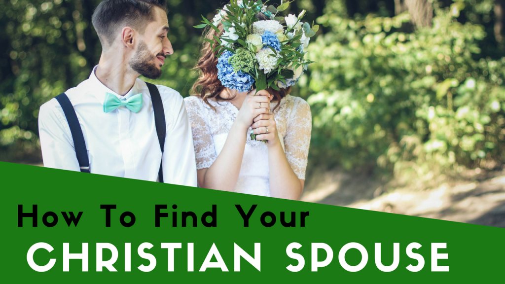how to find christian spouse
