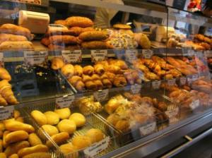 Tempting bakeries