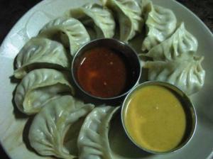 Mo-mo's (stuffed dumplings)
