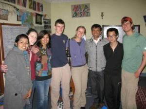 Bhupi, VIN staff & volunteers