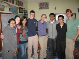 Bhupi, VIN staff & volunteers